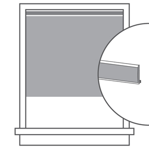 Deluxe Channel Panel Valance