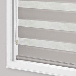 Custom layered shades bali blinds and shades for Bali motorized window treatments