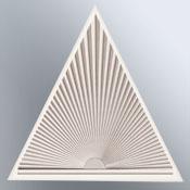 Triangular Windows