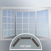 Bay or Corner Windows