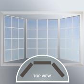 Bay or Corner Windows