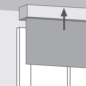 Top/Ceiling Mount Brackets