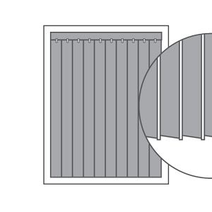 Stay-Clear<sup>&trade;</sup> Channel Panel Inserts