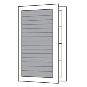 Single Panel (L)