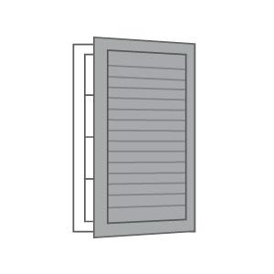 Single Panel (R)