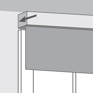 Wall/Back Mount Brackets